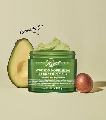 Kiehl's Avocado Mask  packshot